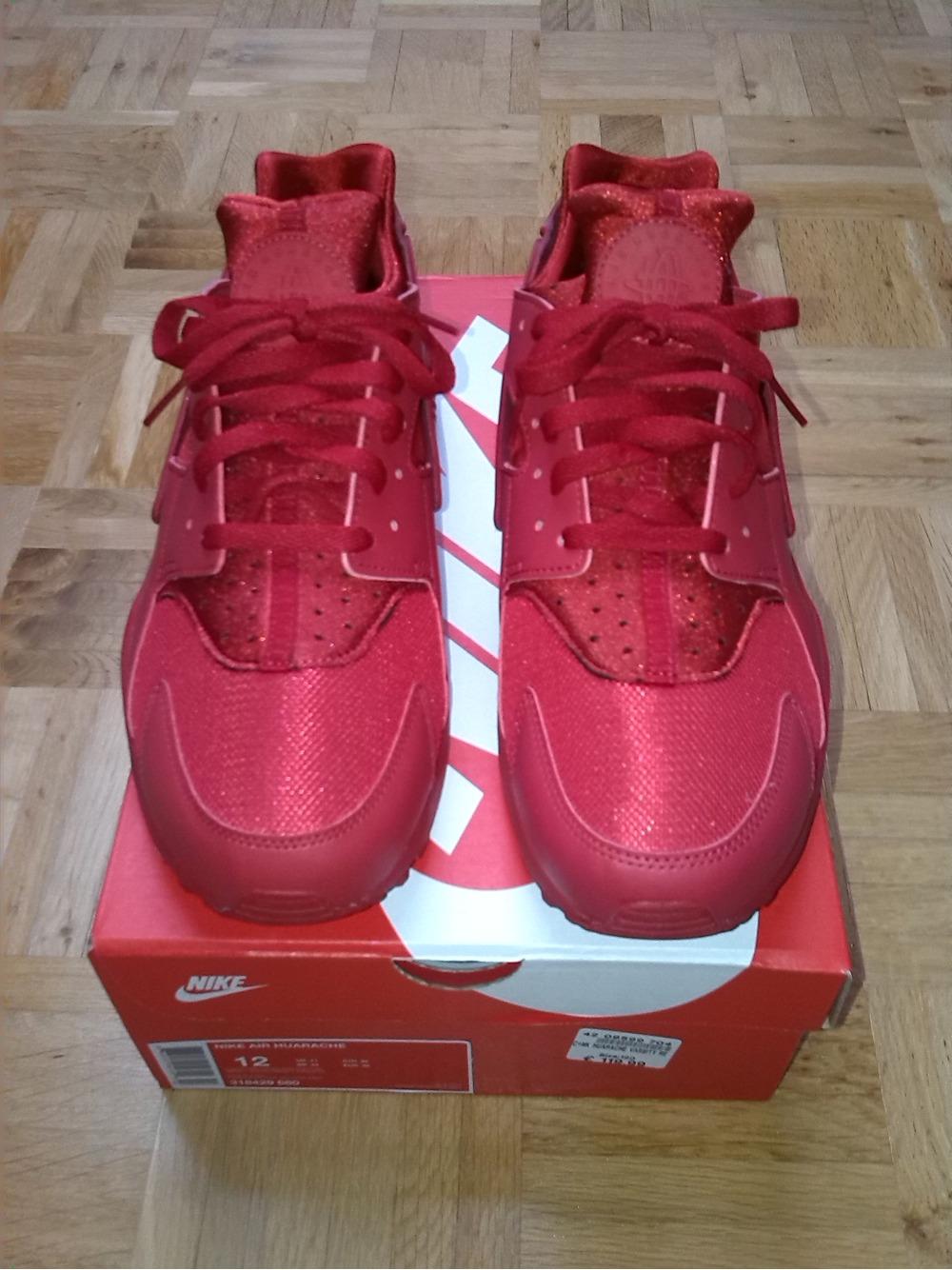 Nike Air Huarache Size 2