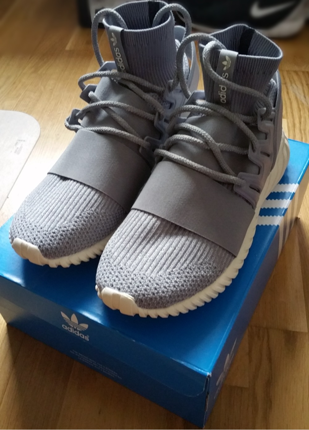Adidas Tubular Doom Gray