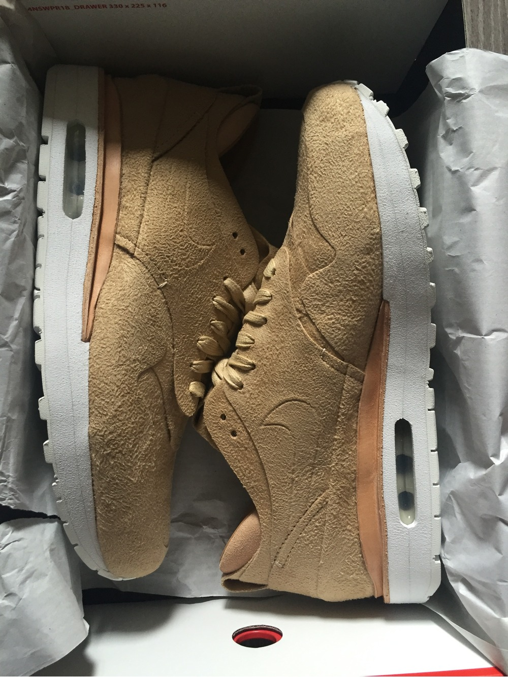 Nike Air Max 1 Royal Tan