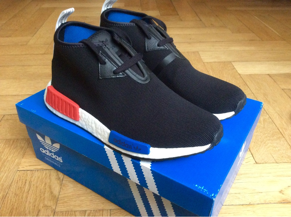 NMD C1 TRAIL BLACK Cheap NMD C1