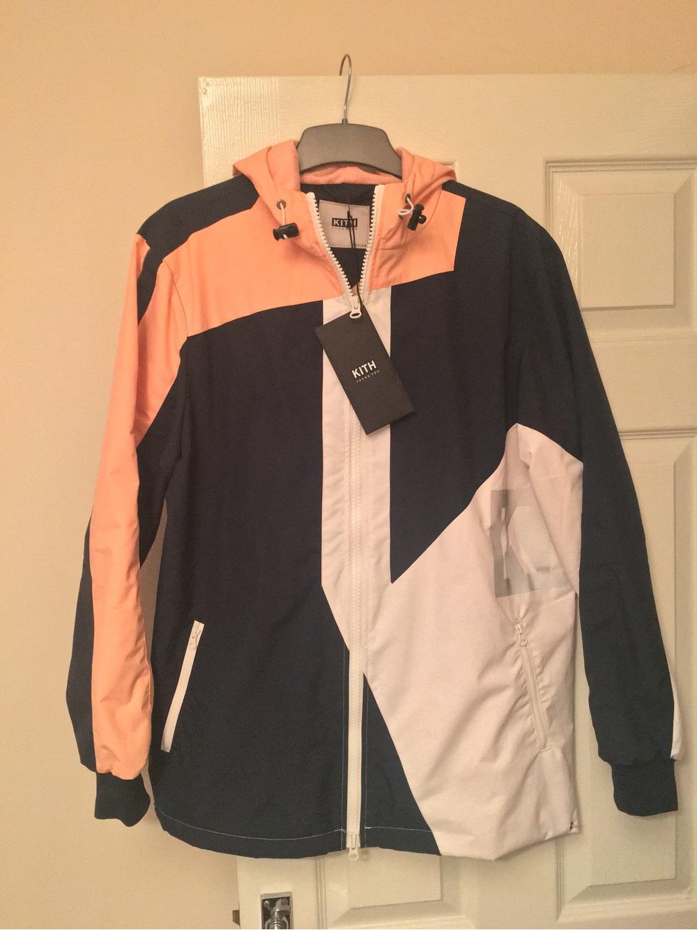 Kith Salmon Toe Madison Jacket Ronnie Fieg (#326184) from ...