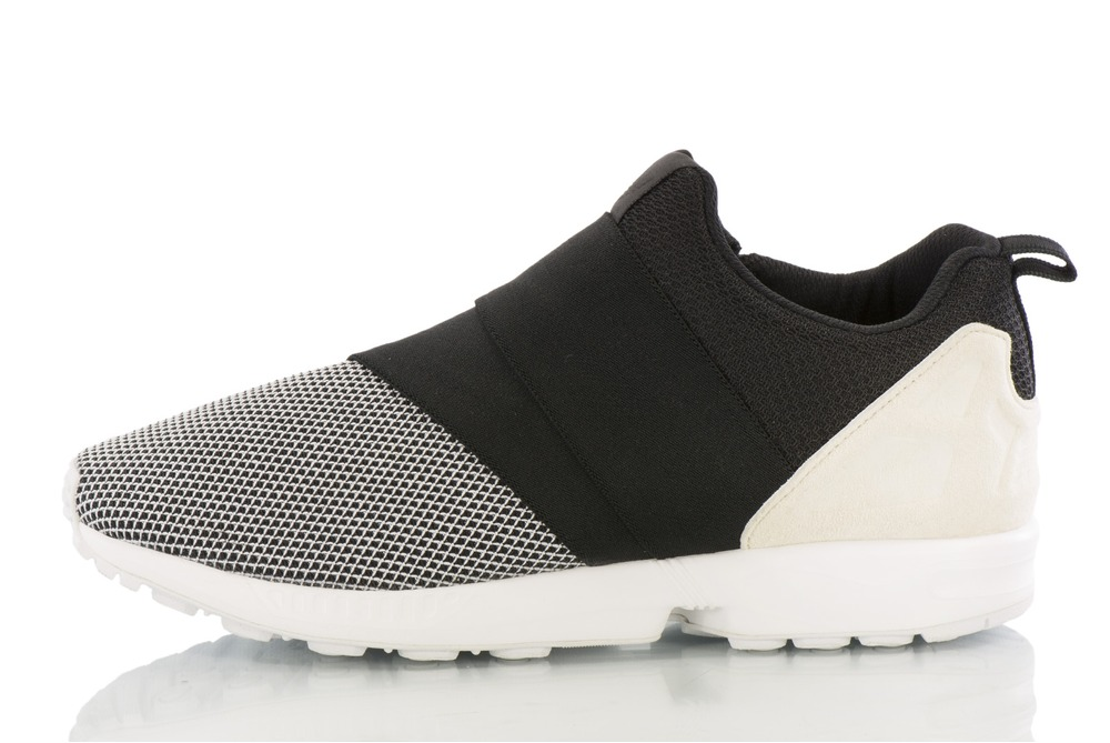 Womens Shoes adidas Originals ZX Flux Weave Off White / Blush