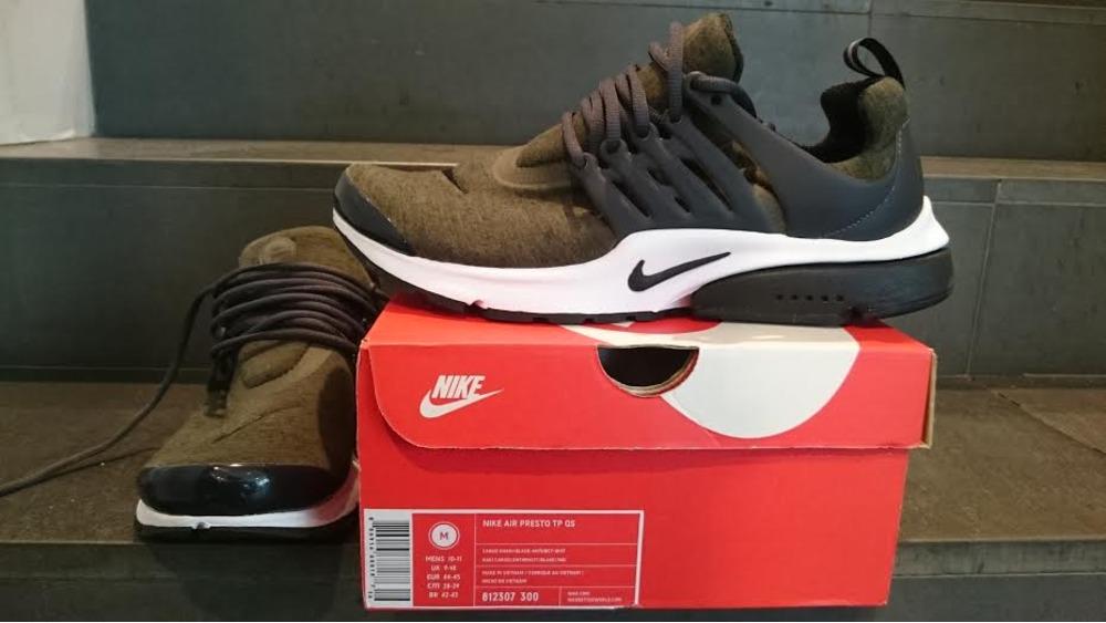 Nike Air Presto Vert Kaki
