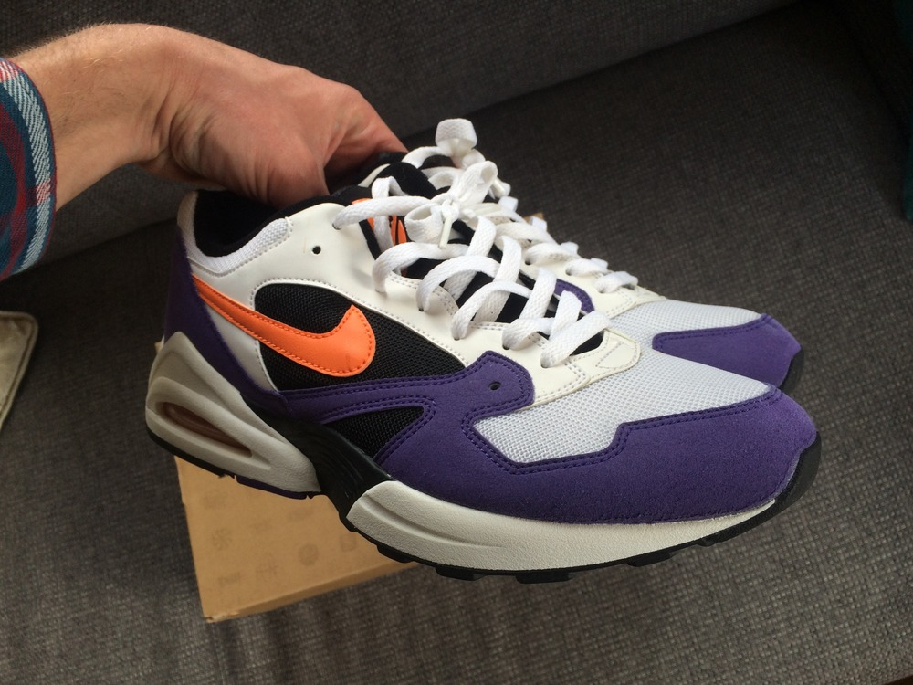 180 Air Max Purple