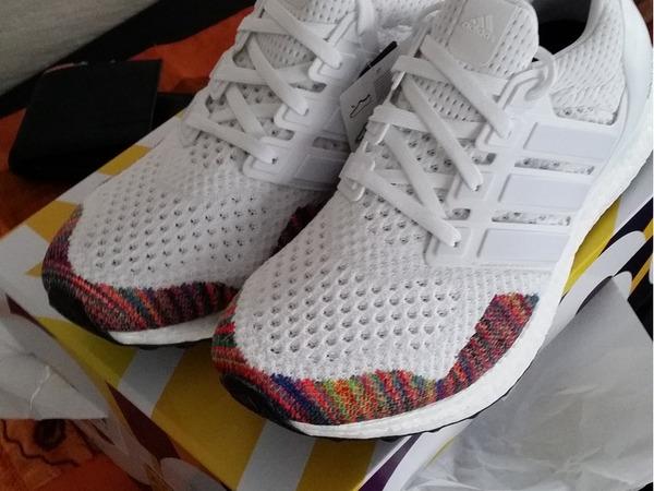Adidas Ultra Boost Rainbow