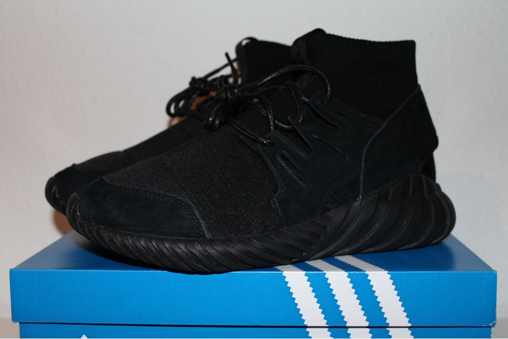 597df377c67f Adidas Tubular Doom Triple Black For Sale wallbank-lfc.co.uk