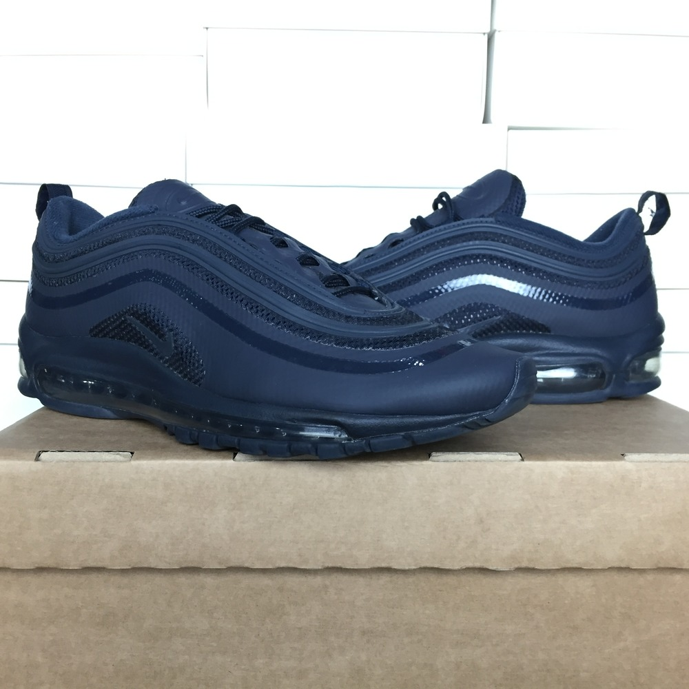 2012 nike air max 97 hyperfuse dark obsidian blue
