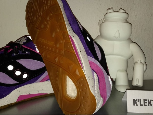 Saucony G9 Shadow 6 X Feature - The Barney - photo 2/6