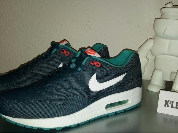 Nike Air Max 1 Premium Denim - photo 1/5