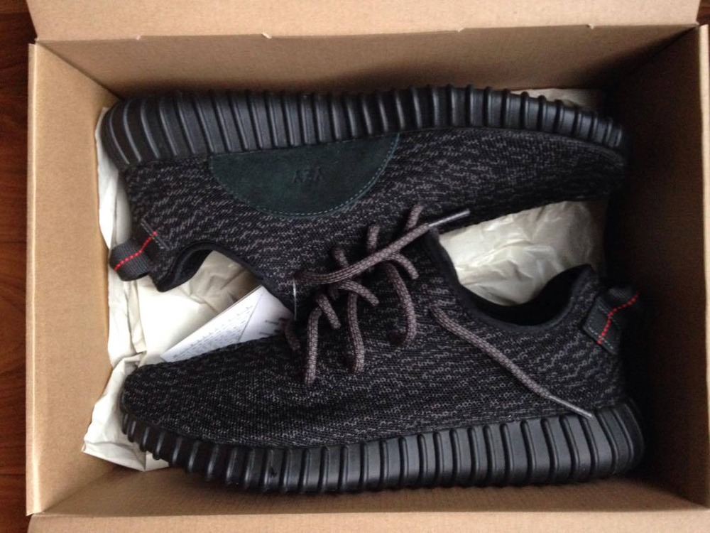 Adidas Yeezy Boost 350 Pirate Black Restock