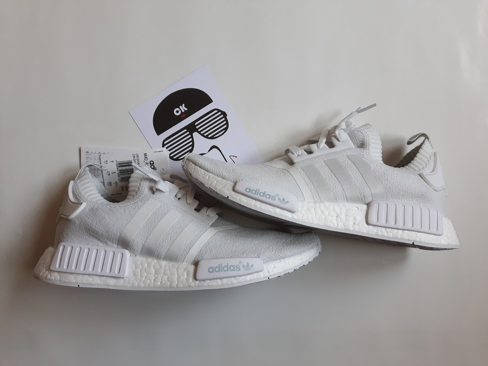 Gucci X Adidas Originals NMD R1 BEE WHITE NMD Boost