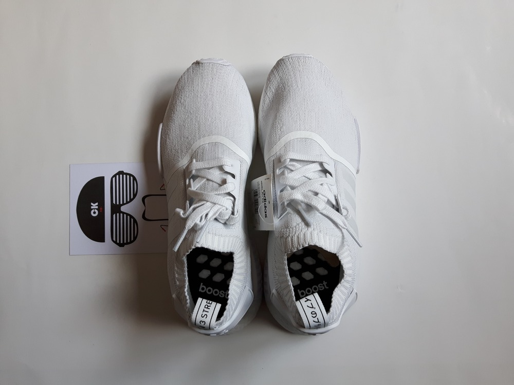 otymnm Adidas NMD R1 Triple White Buy ptmgardening.co.uk