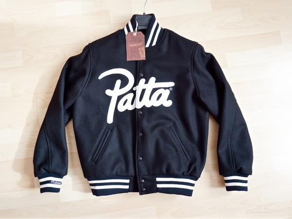 Patta x Mitchell & Ness Limited Varsity Jacket - photo 1/1