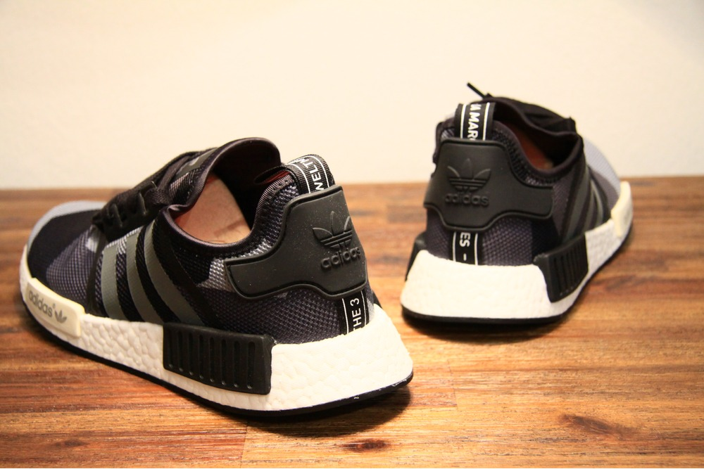 brand new 4ce07 4e8be Adidas NMD R1 tricolor (Clothing  u0026 Shoes) in Hayward, CA