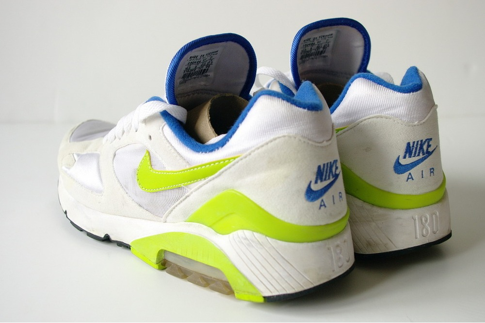 nike air max 180 lime shoesonline Cheap Sneakers
