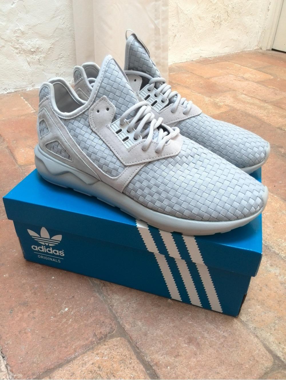 Adidas Tubular Runner Woven Grey