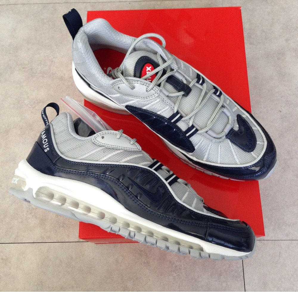 Nike Air Max 98 Supreme Navy