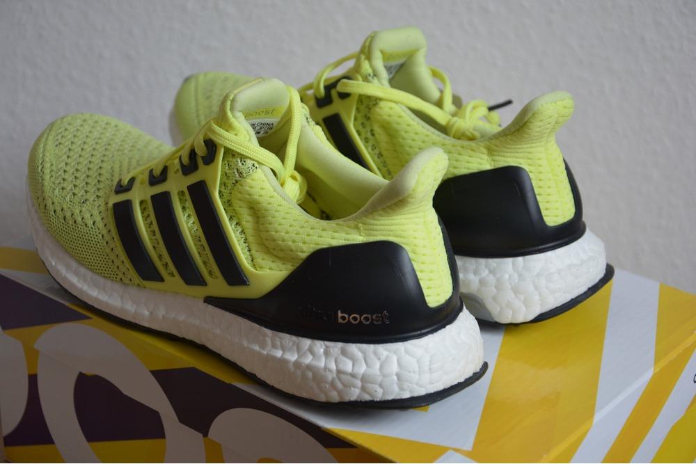 Adidas Ultra Boost Frozen Yellow