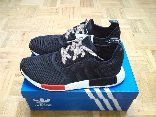Adidas NMD Runner R1 - Footlocker Exclusive - PK - Size US10.5 / EU44 2/3 - Neu - DS - photo 1/4