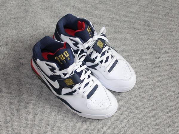 "Nike Air Force 180 Mid ""Olymic"" - photo 1/5"
