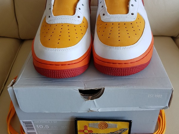 Air Force 1 '07 (World Tour Pack / Berlin) US10,5 DS - photo 1/9