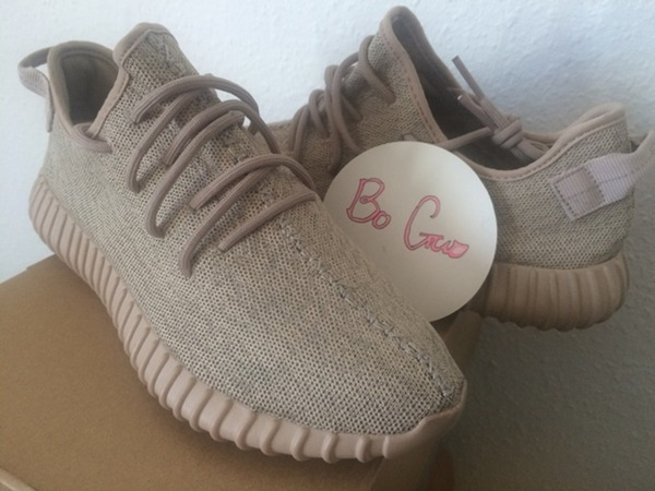 Adidas Yeezy Boost 350 Oxford Tan incl. free shipping - photo 1/9