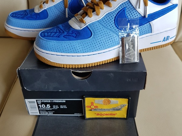Air Force 1 Premium '07 (Philly/Down North) US10,5 DS - photo 1/8