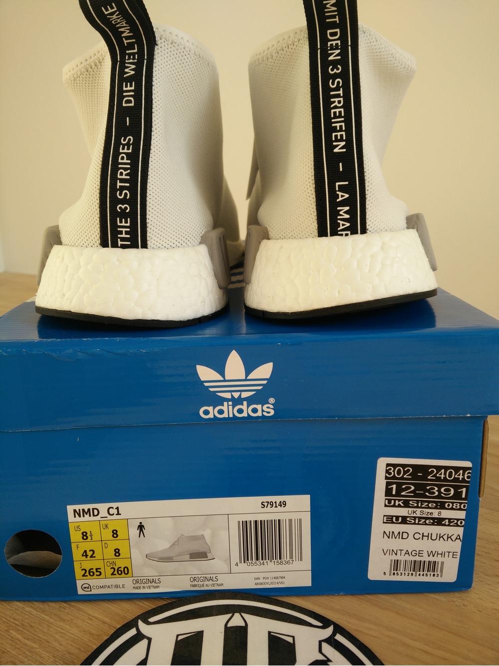 Adidas Nmd 42