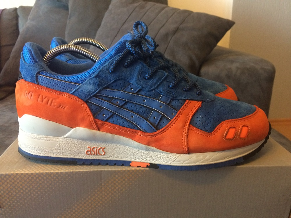asics gel lyte 3 knicks