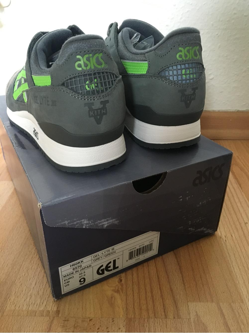 Asics Gel Lyte 3 Super Green