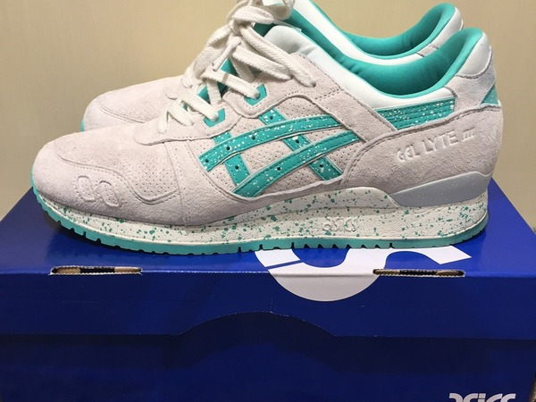Asics GEL Lyte III Maledives - photo 1/1