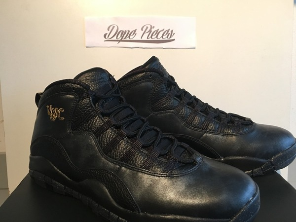 Nike Air Jordan 10 NYC - photo 1/5
