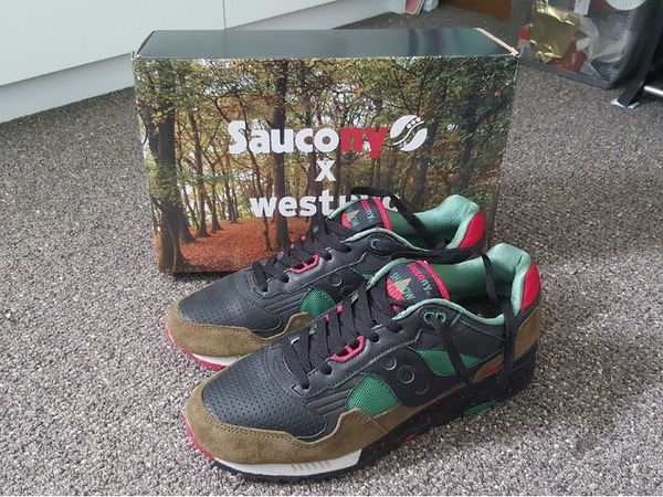 Saucony Shadow 5000 Cabin Fever - photo 1/3