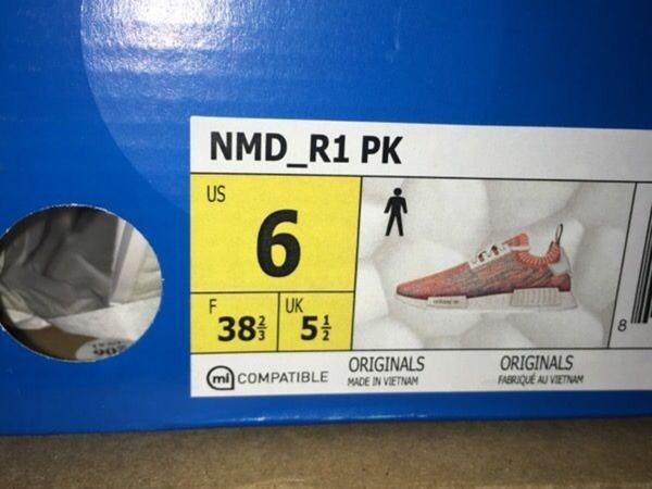 Adidas NMD_R1 PK Camo Pack - photo 1/5