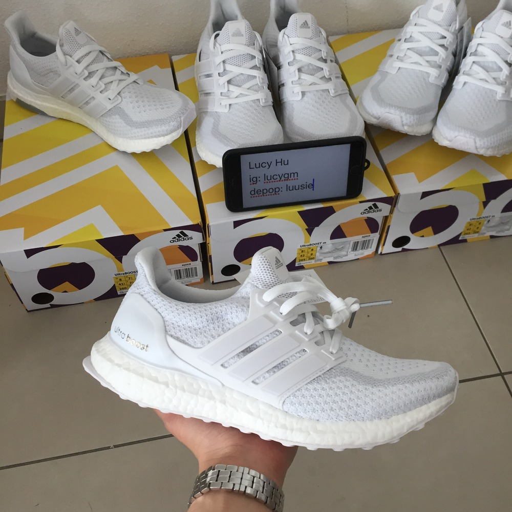 Adidas Boost 2 Vs Ultra Boost