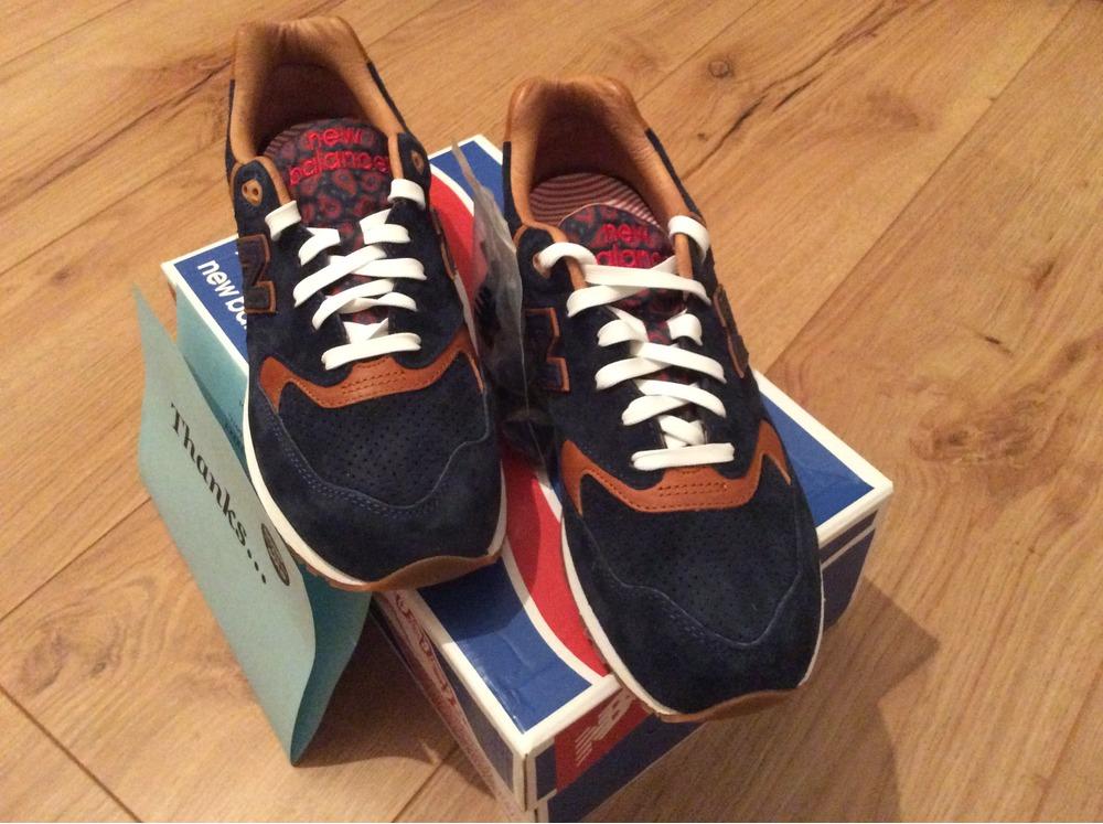 new balance 999 sneaker politics