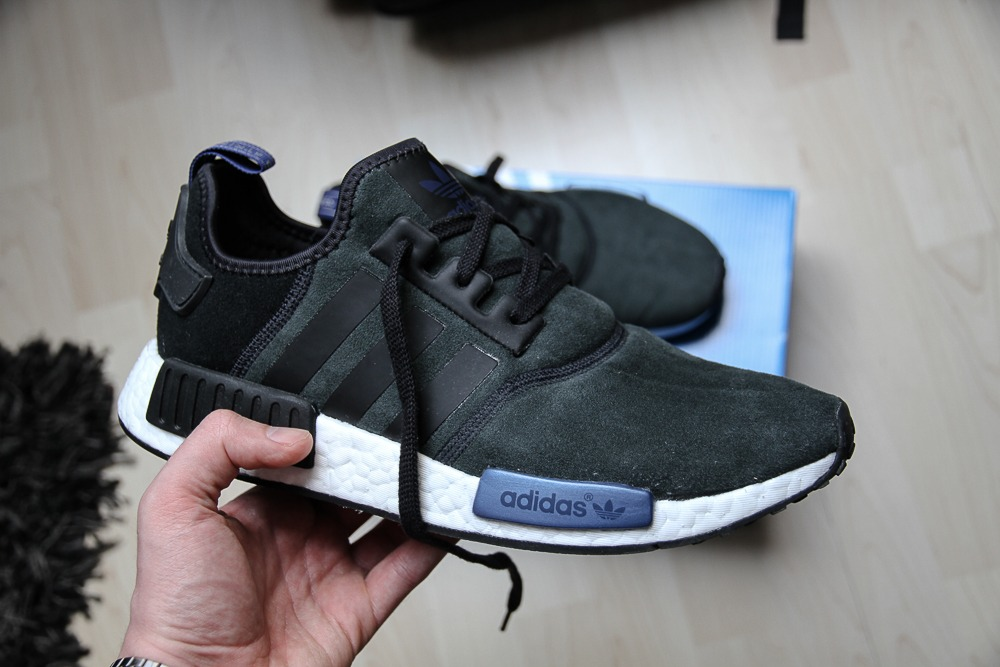 Adidas Nmd Suede
