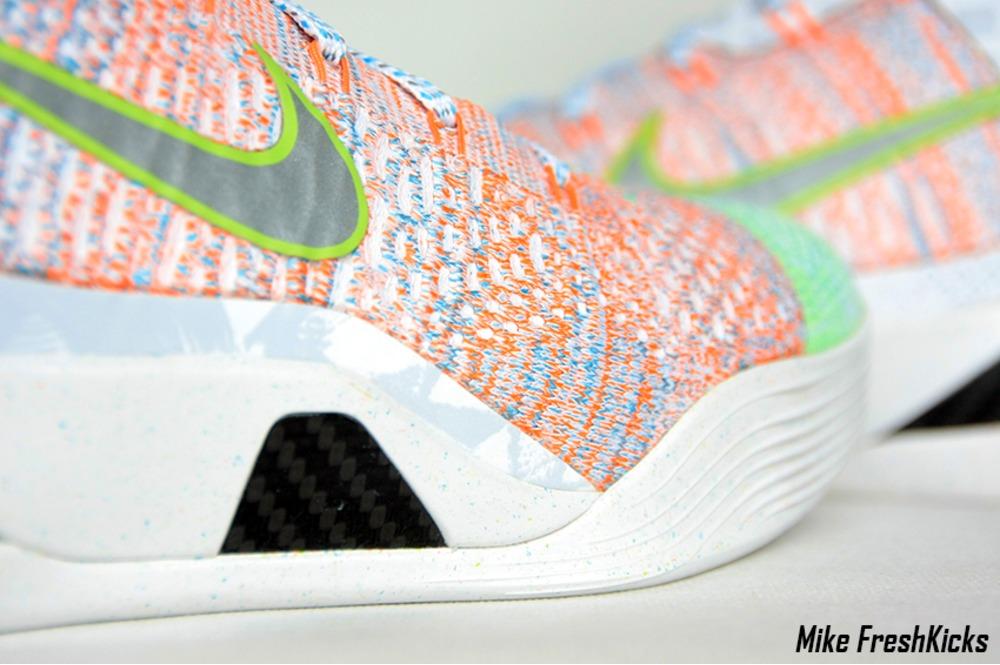 quality design 02004 8df8b ... Nike Kobe Kobe IX 9 Elite Premium What The Kobe 100% Deadstock - photo 9  ...