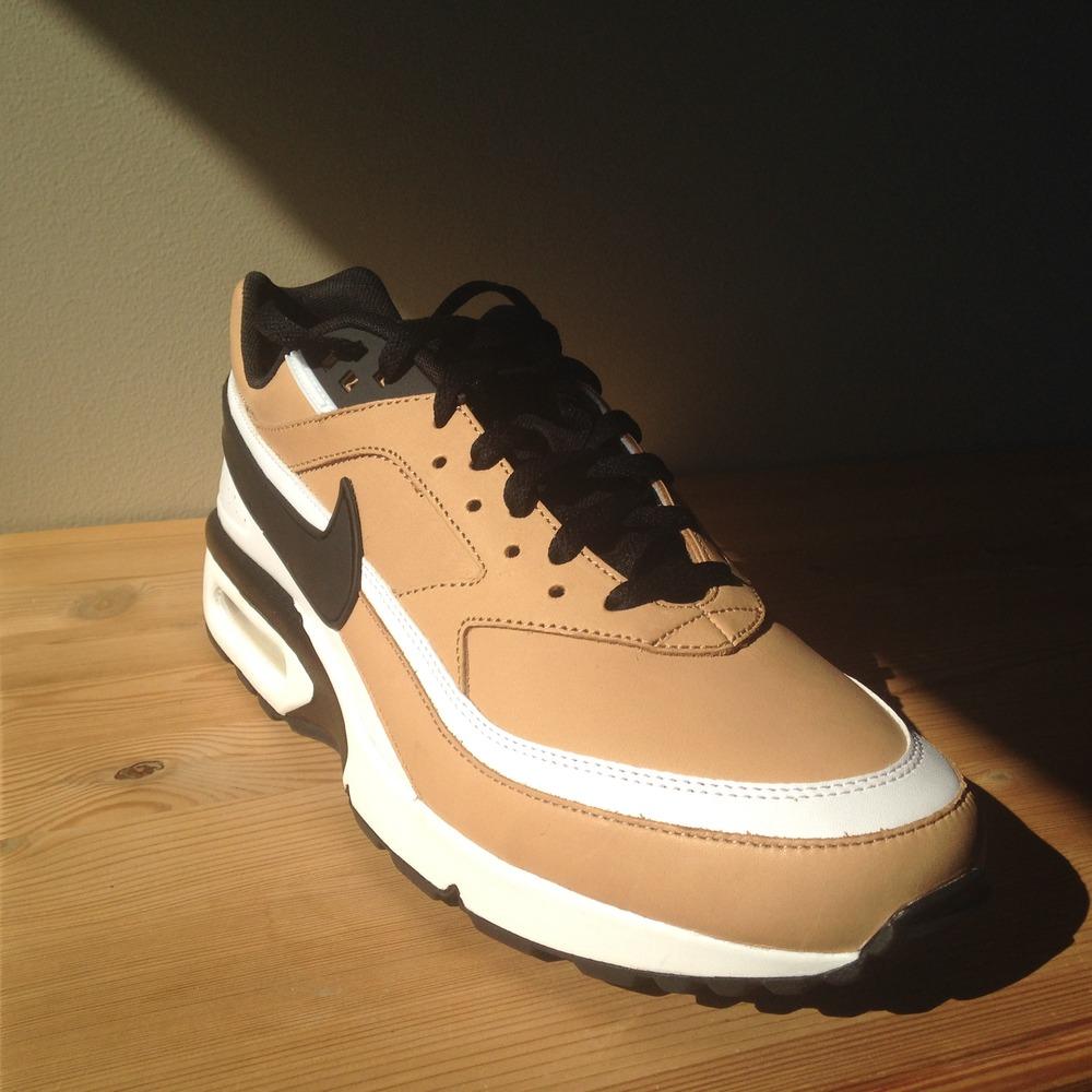 Nike Air Max Bw Premium Vachetta