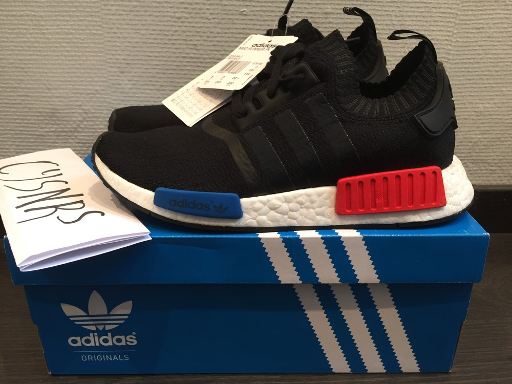 US6.5 Adidas NMD_R1 PK Primeknit OG - photo 4/4