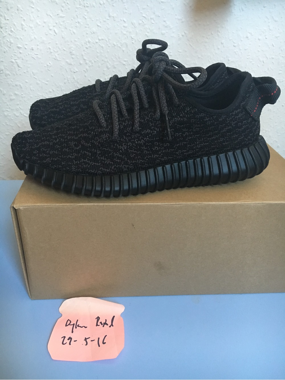 e97ca355fa03e ... closeout adidas yeezy boost 350 size uk 4.5 us 5 37 1 3 photo 2 0ddd3