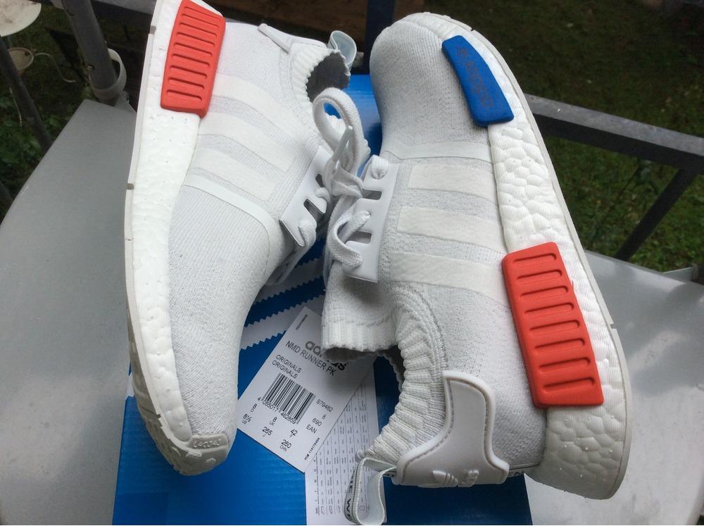 Adidas NMD R1 Womens Talc Cream Deadstock Boost Tan NDUCFA