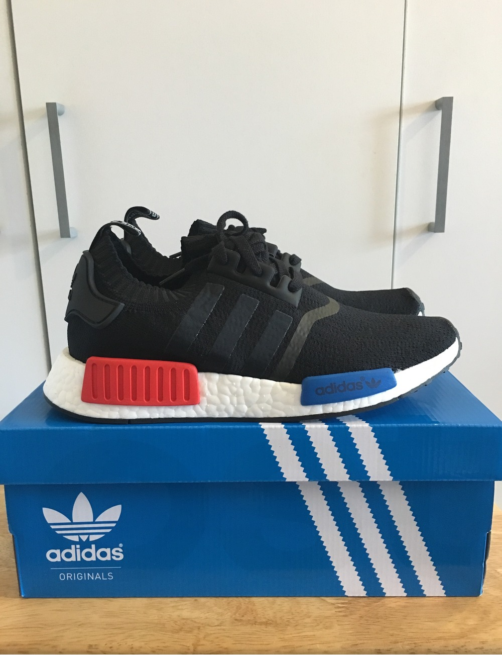 EXCLUSIVE ADIDAS NMD XR1 Review (JD Sports)