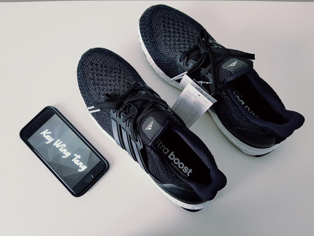 Adidas Ultra Boost Black 2.0
