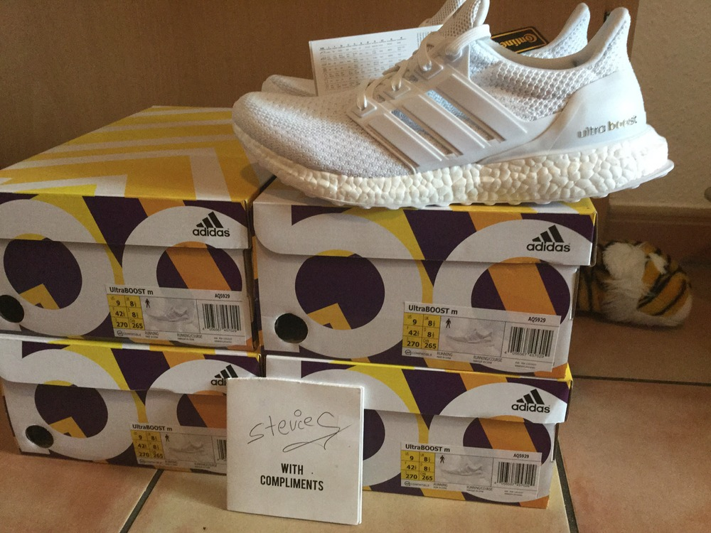 Adidas Ultra Boost 3.0 Limited Edition
