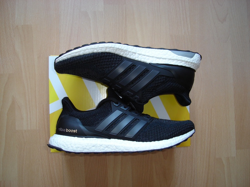 quality design 11733 61cae Adidas Ultra Boost Core Black 2.0 - US10.5 - DS - LAST PAIR!