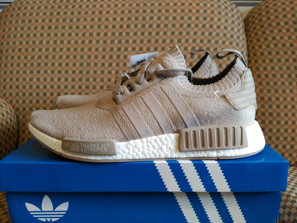 Adidas nmd r 1 quot french beige quot 401705 from christian at klekt