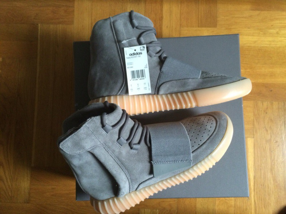 Adidas Yeezy 750 Boost Glow In The Dark