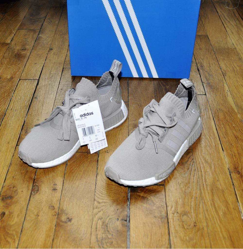 Adidas X Bape NMD R1 Camo with original materails from