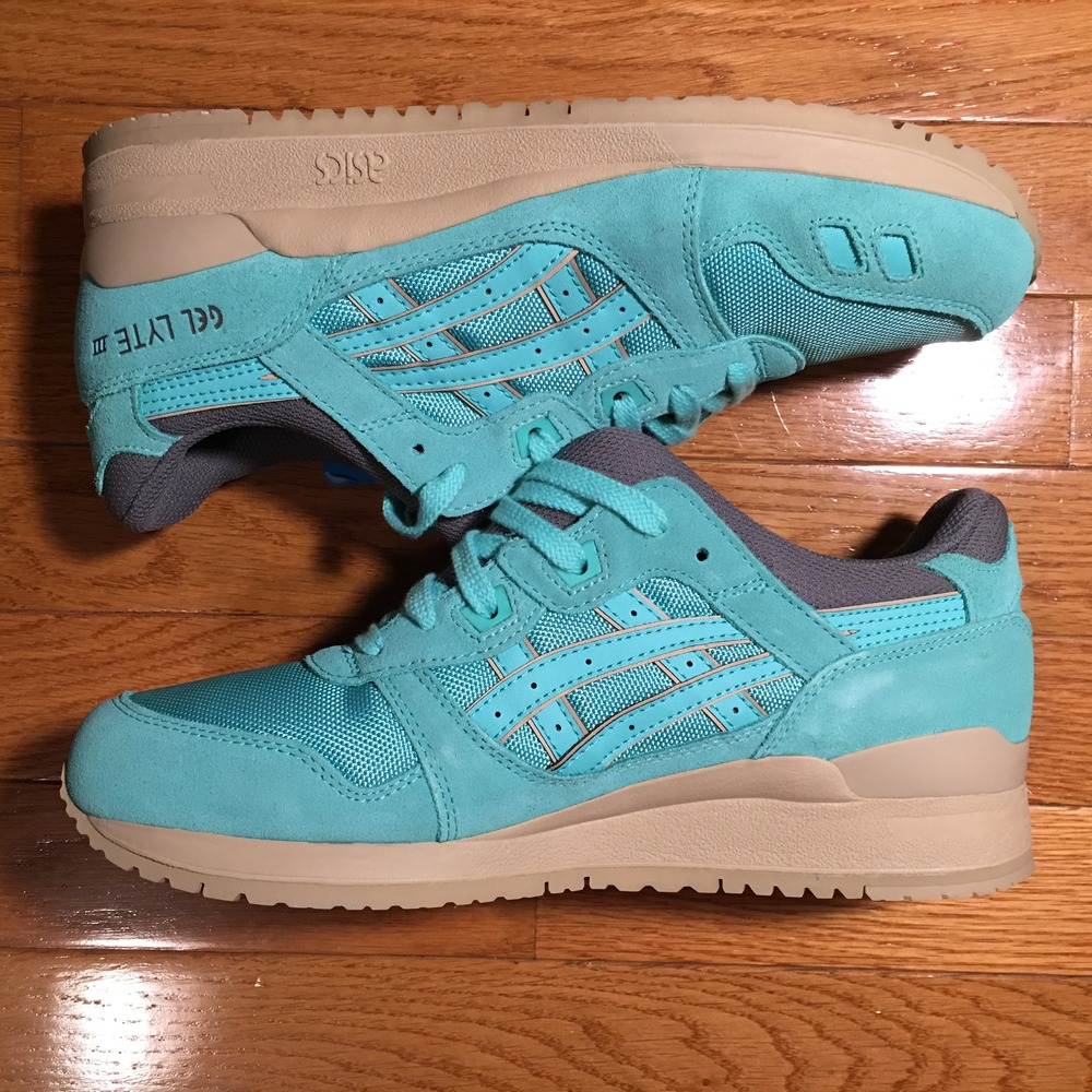 asics gel lyte iii kithstrike france